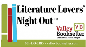 Cancelled - Literature Lovers' Night Out