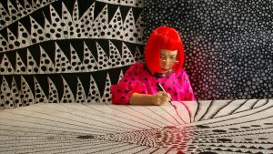 Film at Franconia: Kusama - Infinity and POST-INFINITY