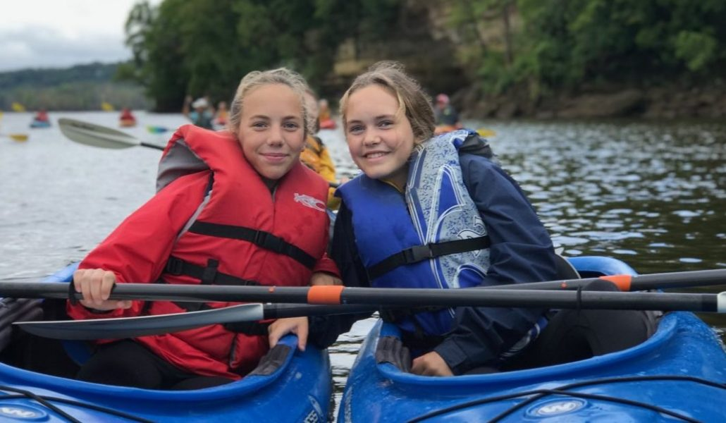 Herons and History Guided Kayak Tours