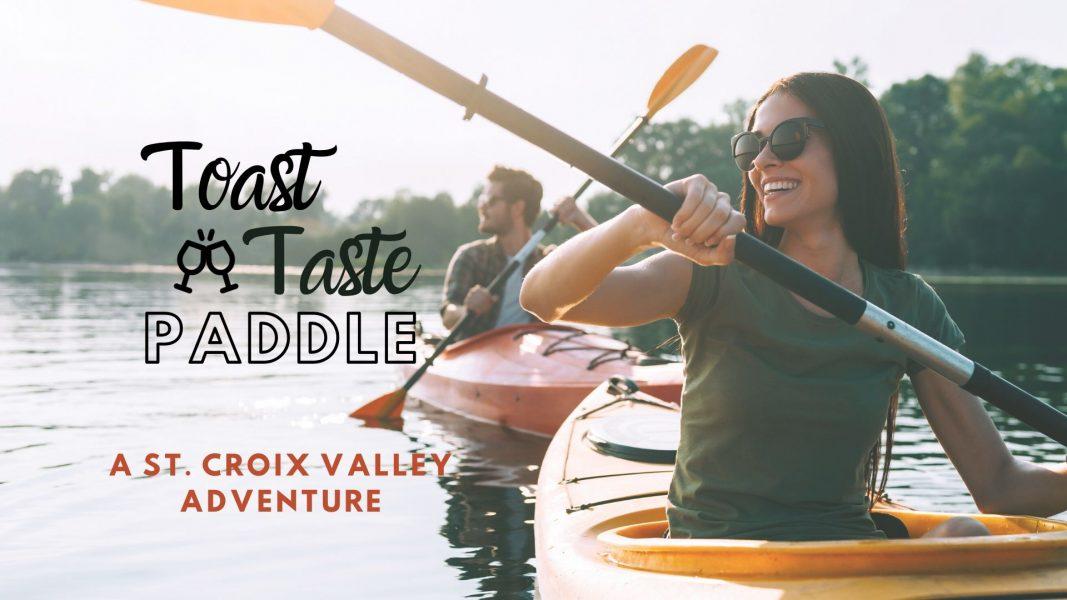 Toast Taste & Paddle