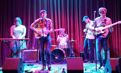 Music @ Franconia: Matt Hannah, King Wilkie's Drea...