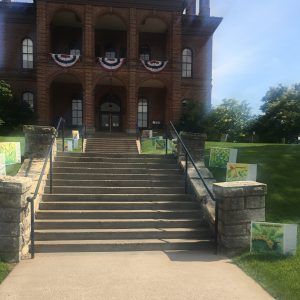Story Stroll at the Historic Courthouse