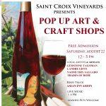 Pop Up Art & Craft Shops