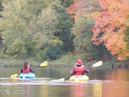 Fall Colors Paddle & Picnic