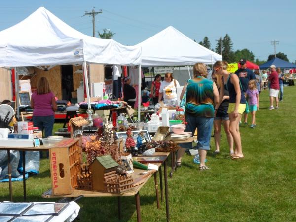Stillwater Flea & Crafter Market - May