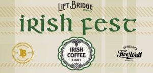 Irish Fest at Lift Bridge Brewery