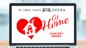 """At Home"" Concert Featuring John Moore, Baritone, and Nathan Cicero, Piano"