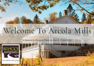 Exploration Day at Arcola Mills Historic Mansion