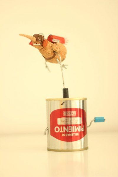 Art Classes @ Franconia Commons: Tin Can Hand-Cran...