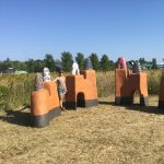 Art Classes @ Franconia Commons: Abstract Clay Sculptures