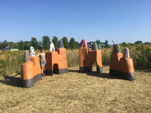 Art Classes @ Franconia Commons: Abstract Clay Scu...