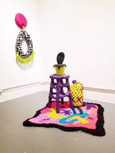 Art Classes @ Franconia Commons: Soft Sculpture