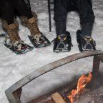 Full Moon Snowshoe & Bonfire Picnic