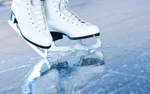 Water Street Inn's Winter River-Side Ice Skating Rink