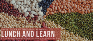 Lunch and Learn: Indigenous Food Lab