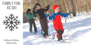 Family Fun: XC Ski