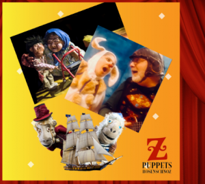 The Secret Life of Puppets: Around the World and Through the Ages