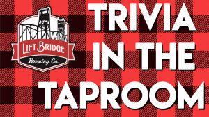 Trivia in the Lift Bridge Taproom