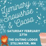 Luminary Snowshoe and Cocoa