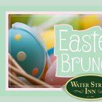 Easter Brunch at Water Street Inn