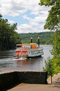 Taylors Falls Boat Tours Opening Day