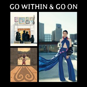 Go Within & Go On Big Read exhibitions