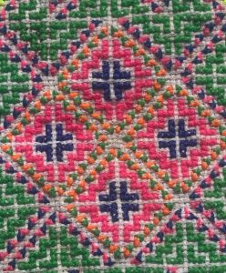 Paj Ntaub – Introduction to Traditional Hmong Embroidery