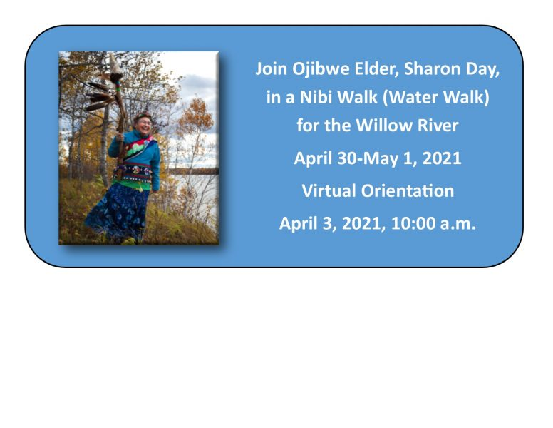 Nibi Walk for the Willow River