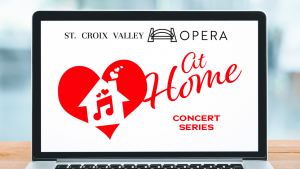 """""""At Home"""" Concert with Brian Wallin, Tenor, and Nathan Cicero, Pianist"""