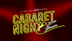Love is In the Air- Cabaret Night