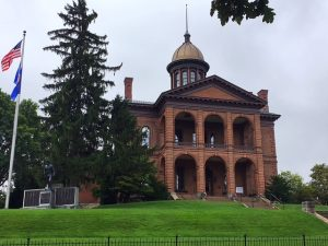 History Outdoors at the Historic Courthouse