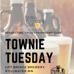 Townie Tuesday at Lift Bridge Brewery