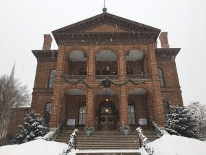 Historic Courthouse Guided Tours
