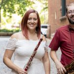 FREE Tuesday Coffee Concert featuring oboe/sax duo, The BS Project